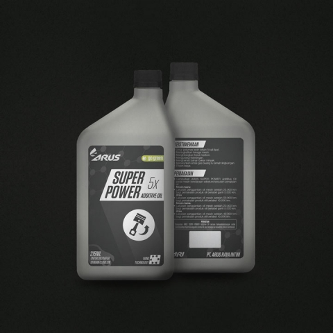 Arus Super Power Additive Oil