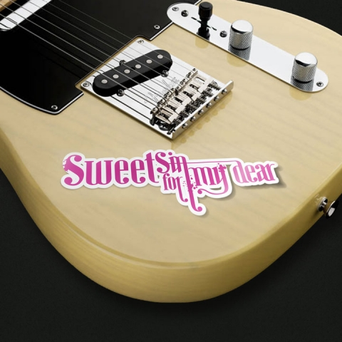SweetSinForMyDear Music Logo & Merch