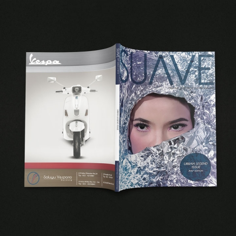 Suave Magazine #84 Gallery Layout