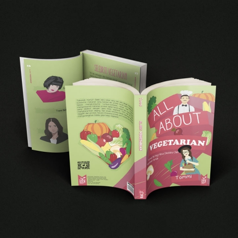 All About Vegetarian – Book